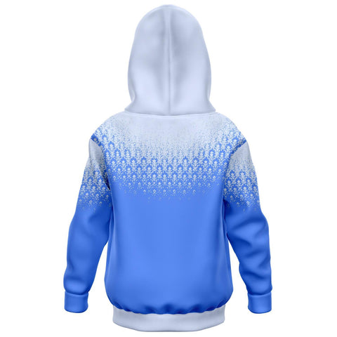 Zeta Phi Beta Athletic Kids Hoodie