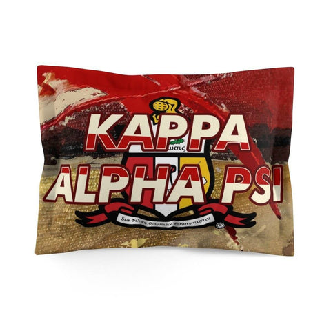 Image of Kappa Alpha Psi Pillow Sham