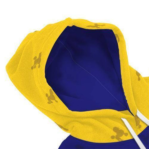 Image of Sigma Gamma Rho Contrast Hoodie