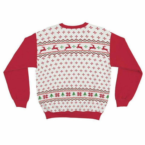 Image of Delta Sigma Theta Ugly Christmas Sweater