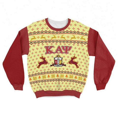 Kappa Alpha Psi Ugly Christmas Sweater