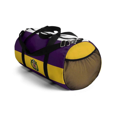 Image of Omega Psi Phi Duffle Bag - Unique Greek Store