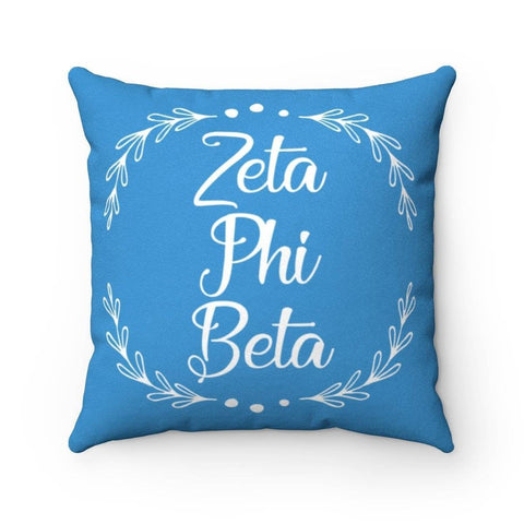 Zeta Phi Beta 1920 Pillow - Unique Greek Store