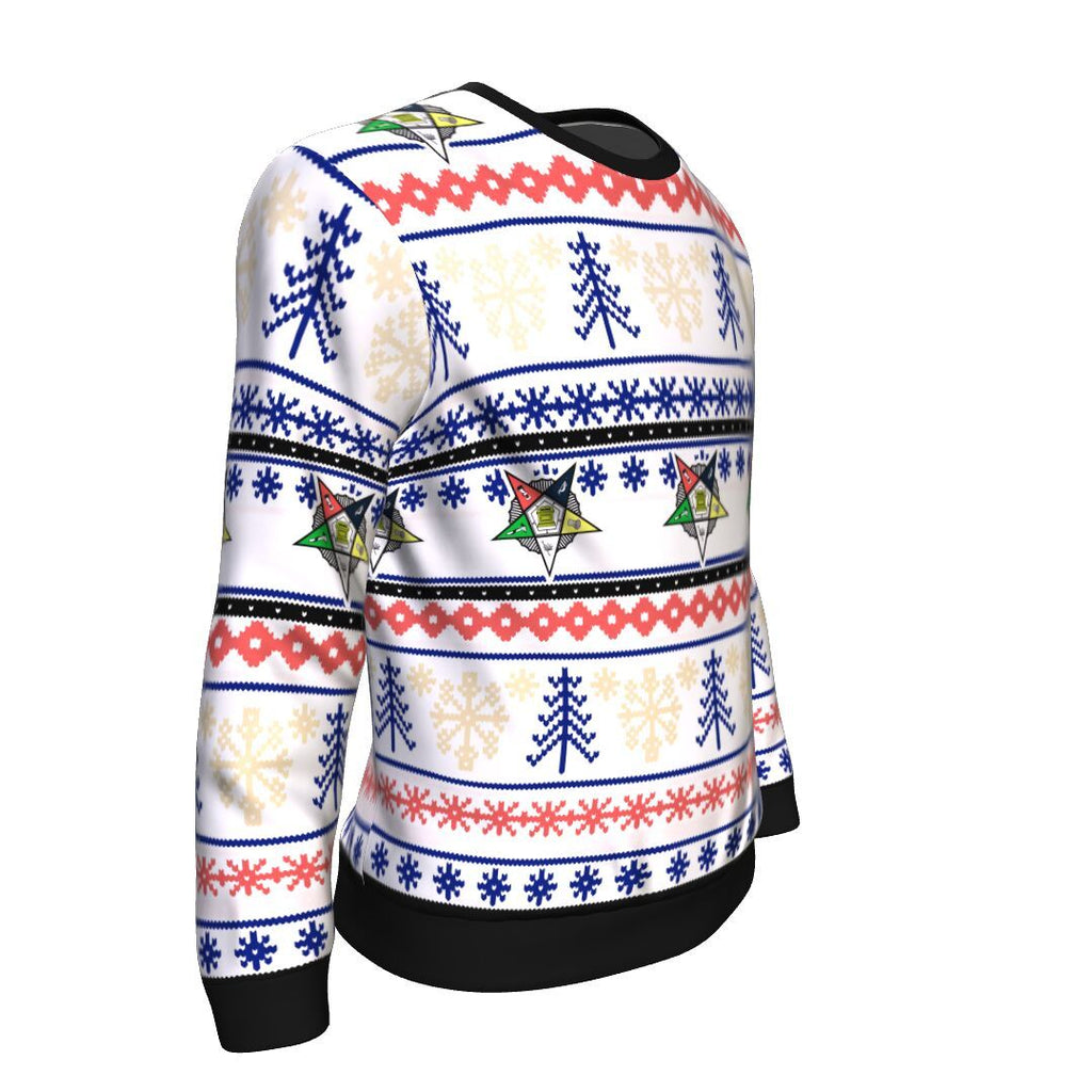 Order of the Eastern Star Christmas Sweatshirt