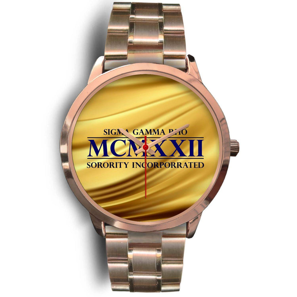 Sigma Gamma Rho MCMXXII Watch