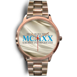 Zeta Phi Beta MCMXX Watch
