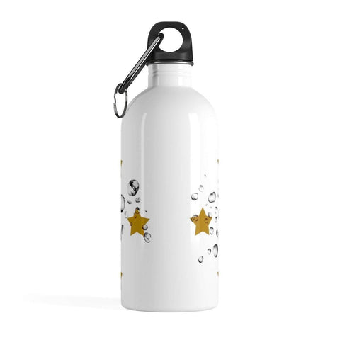 Image of Alpha Phi Alpha Stainless Steel Water Bottle - Unique Greek Store