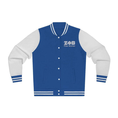 Image of Zeta Phi Beta Varsity Jacket