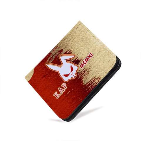 Image of Kappa Alpha Psi Leather Wallet