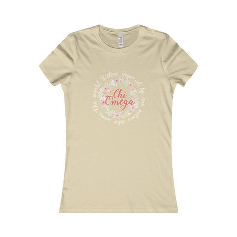 Image of Chi Omega Inspired Tee - Unique Greek Store
