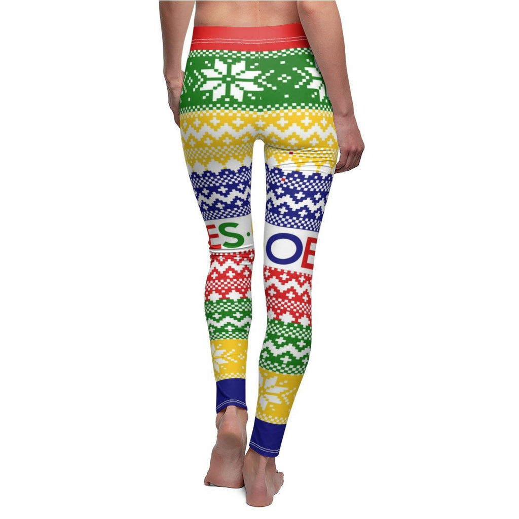 Order of the Eastern Star Ugly Leggings