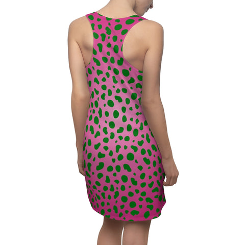 Alpha Kappa Alpha Ivy Leaf Racerback Dress