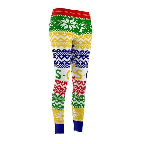 Image of Order of the Eastern Star Ugly Leggings