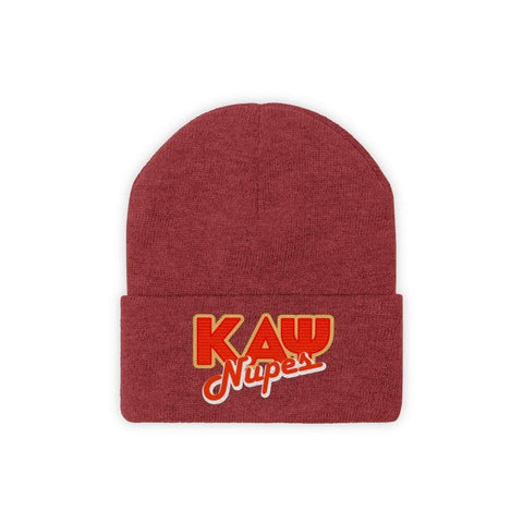 Kappa Alpha Psi Beanie Hat - Unique Greek Store