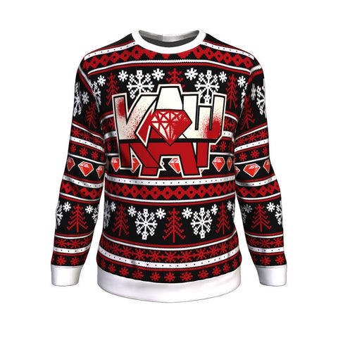 Kappa Alpha Psi Christmas Sweatshirt