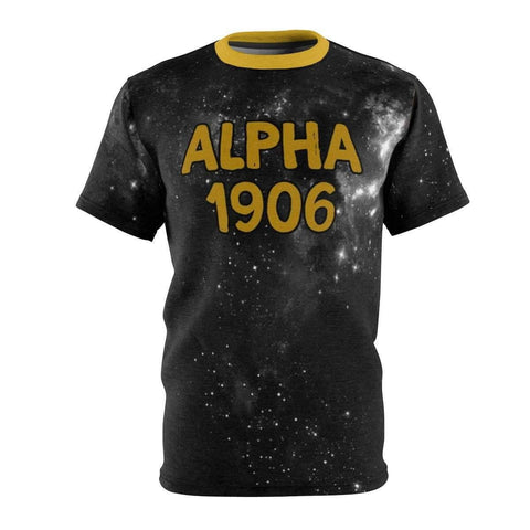 Alpha Phi Alpha Galaxy Tee - Unique Greek Store
