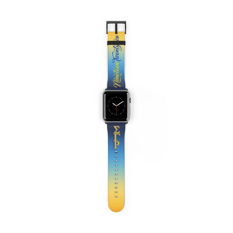 Image of Sigma Gamma Rho Watch Strap