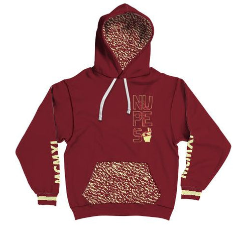 Image of Kappa Alpha Psi Fraternity Contrast Hoodie