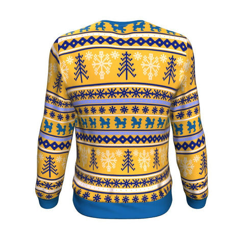 Image of Sigma Gamma Rho Christmas Sweatshirt