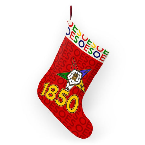 Order of the Eastern Star Christmas Stockings