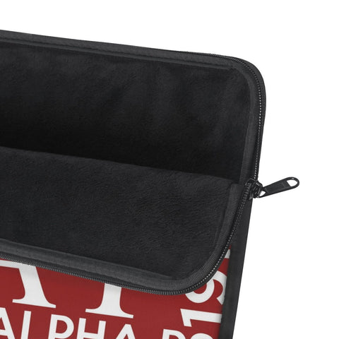 Kappa Alpha Psi Laptop Sleeve