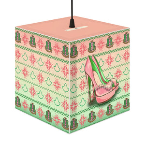 Alpha Kappa Alpha By Culture and By Merit Lamp