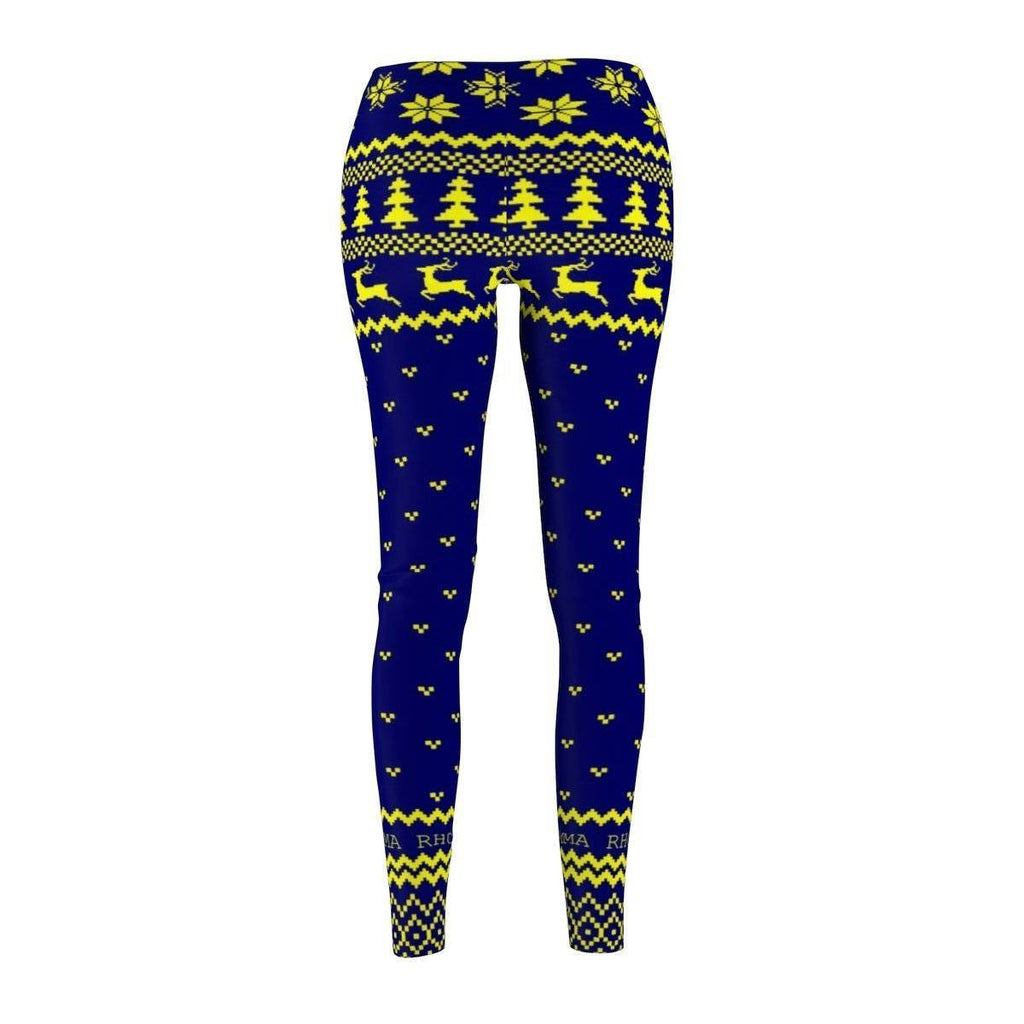 Sigma Gamma Rho 2018 Christmas Leggings