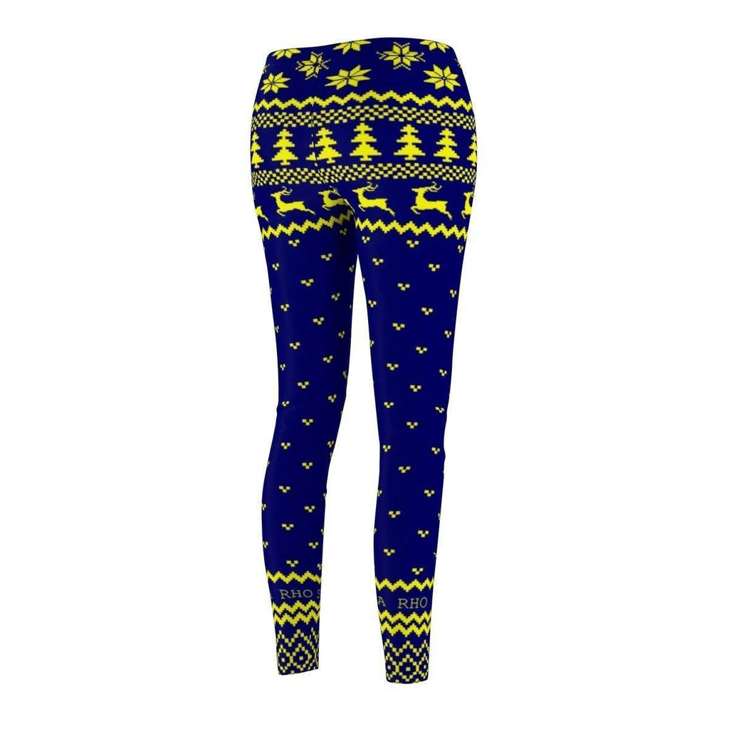 Sigma Gamma Rho 2018 Christmas Leggings - Unique Greek Store