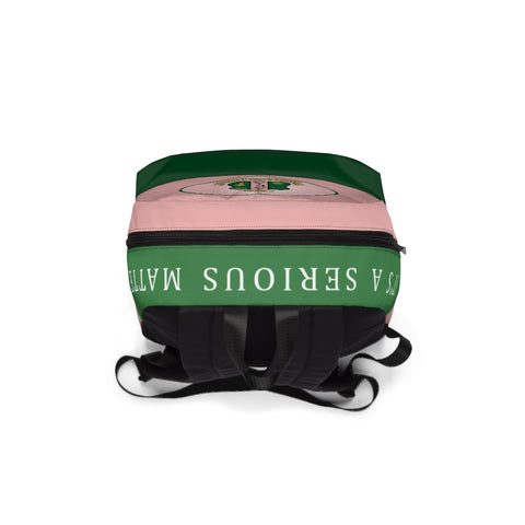Alpha Kappa Alpha Sorority Classic Backpack