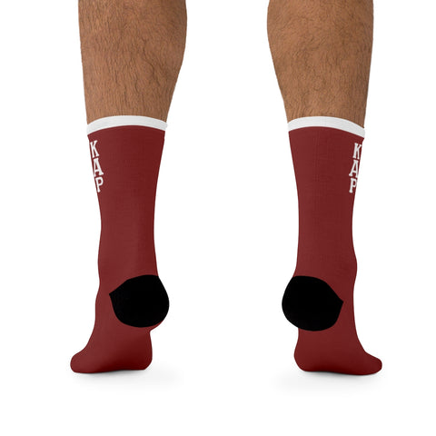 Kappa Alpha Psi Fraternity Socks
