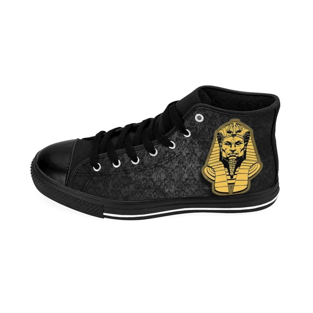 Alpha Phi Alpha Hitop Sneakers - Unique Greek Store