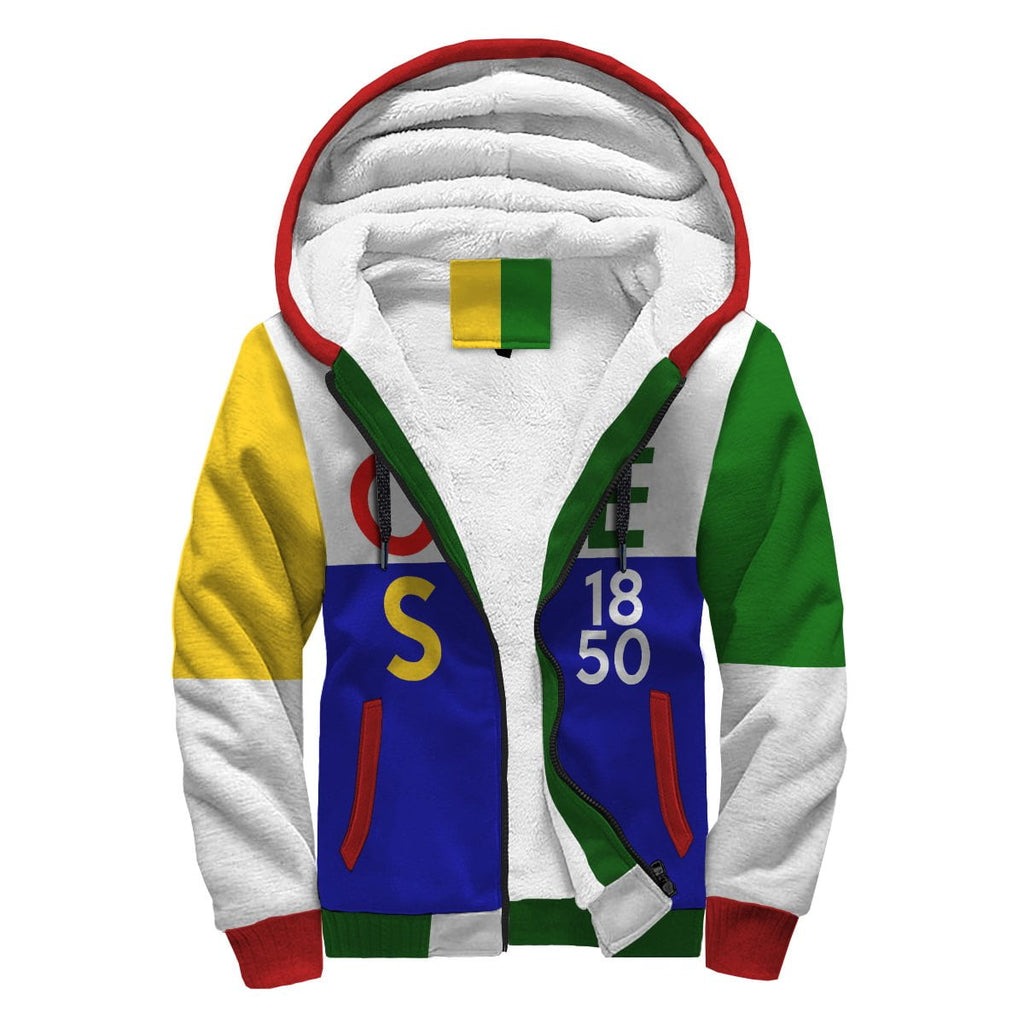 Order of the Eastern Star Sherpa Hoodie