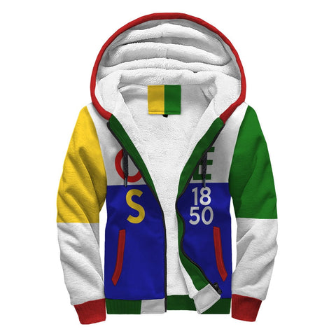 Image of Order of the Eastern Star Sherpa Hoodie