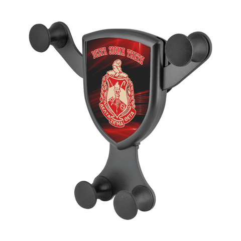 Image of Delta Sigma Theta Wireless Car Charger
