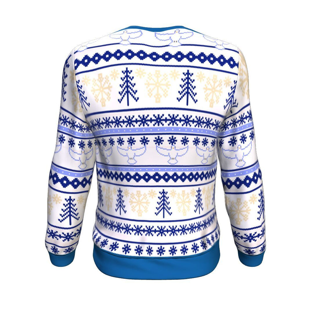 Zeta Phi Beta Christmas Sweatshirt