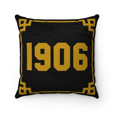 Alpha Phi Alpha 1906 Pillow - Unique Greek Store