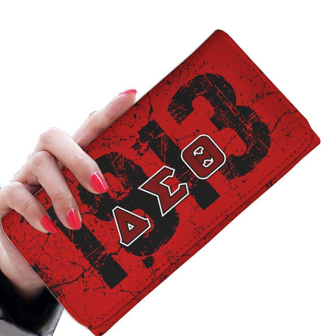 Image of Delta Sigma Theta Purse Founding Year - Unique Greek Store