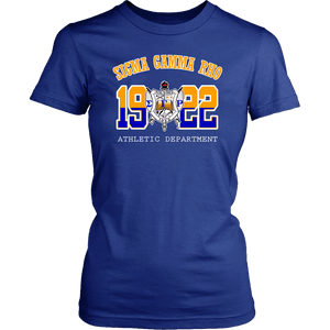 Sigma Gamma Rho Emblem Athletic Department - Unique Greek Store