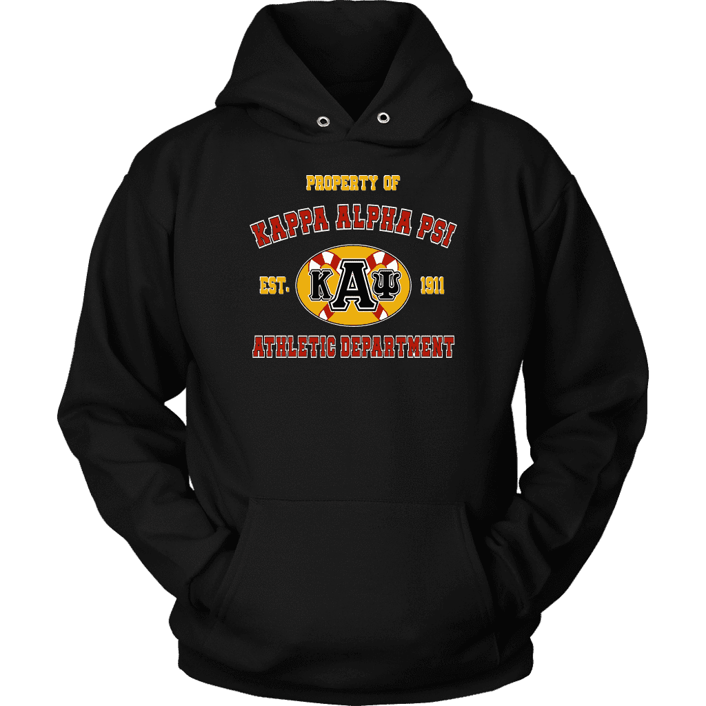 Kappa Alpha Psi Varsity Hoodie - Unique Greek Store