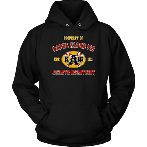 Image of Kappa Alpha Psi Varsity Hoodie - Unique Greek Store