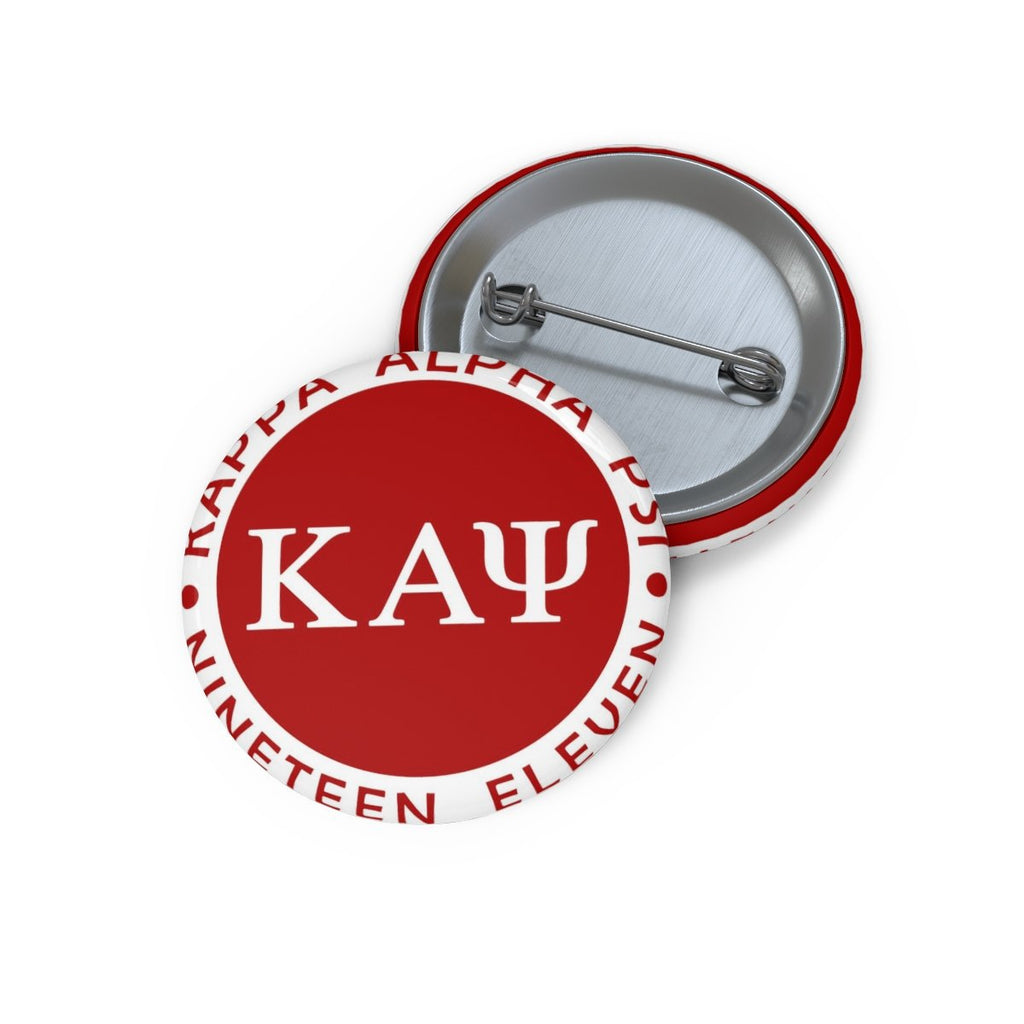 Kappa Alpha Psi Button Pins