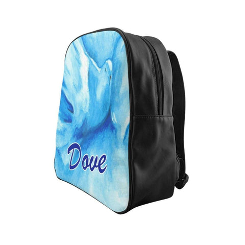 Zeta Phi Beta Artistic Design Backpack