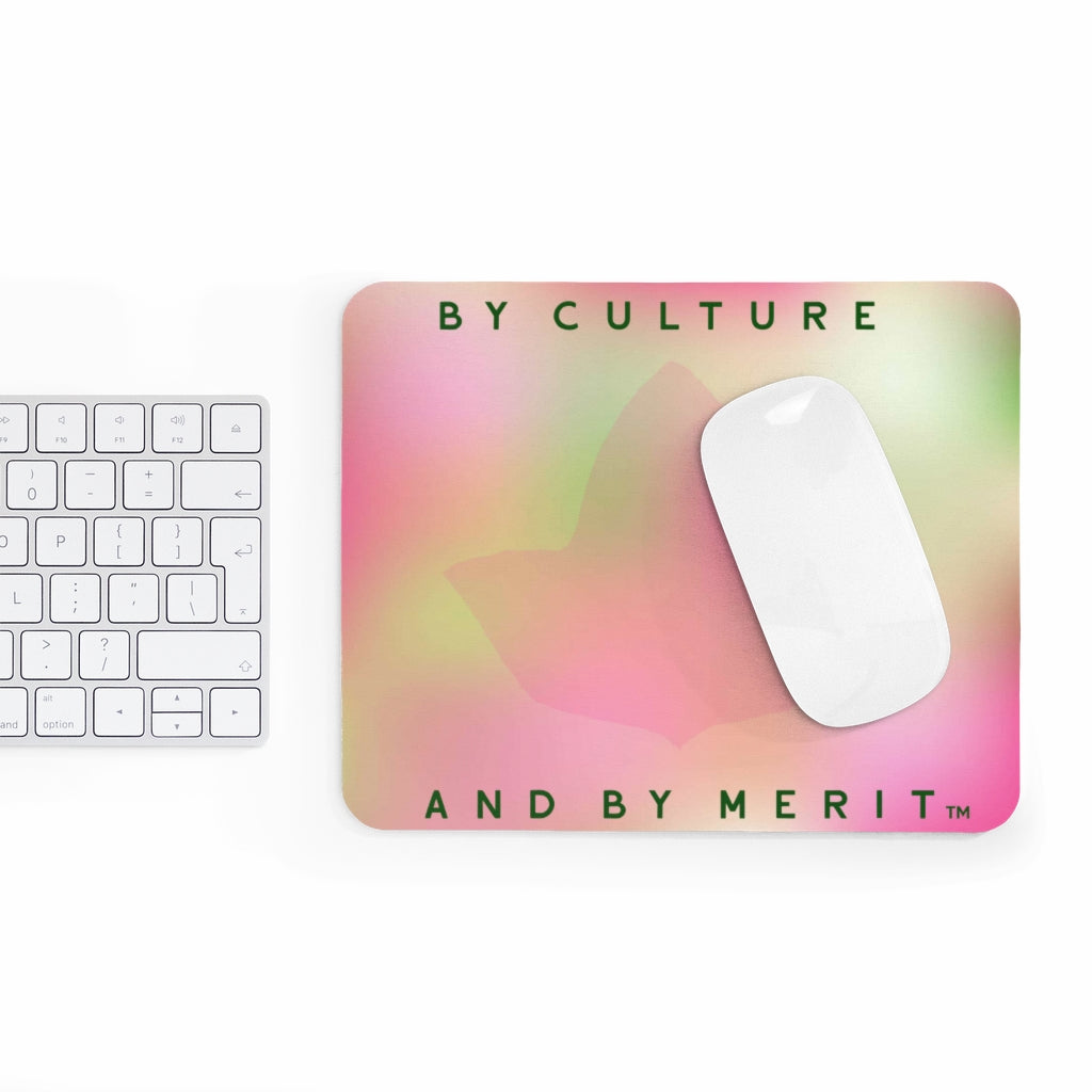 Alpha Kappa Alpha By Culture and By Merit Mousepad