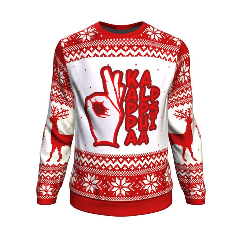 Image of Kappa Alpha Psi Ugly Sweatshirt