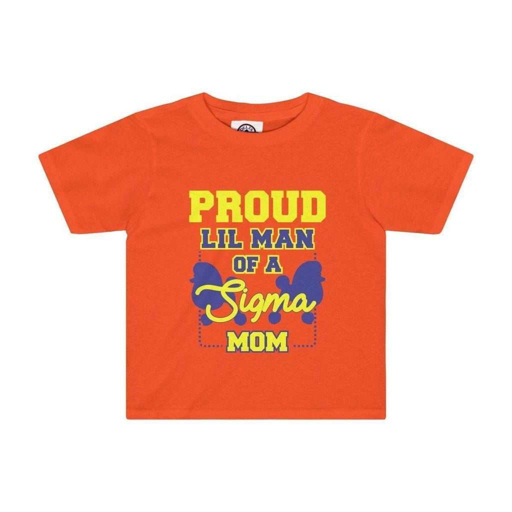 Sigma Gamma Rho Little Man - Unique Greek Store