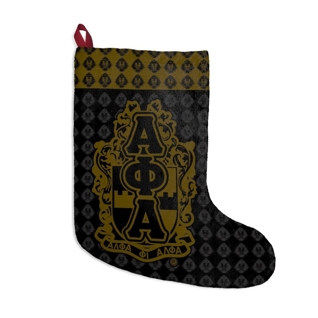 Alpha Phi Alpha Christmas Stockings