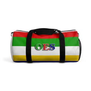 Order of the Eastern Star Duffel Bag