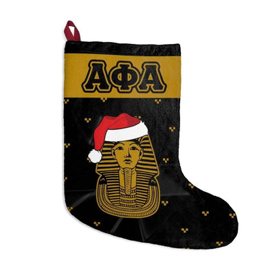 Alpha Phi Alpha 2018 Christmas Stockings - Unique Greek Store