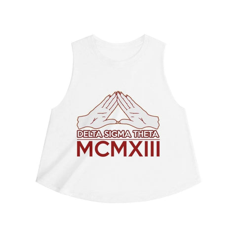 Image of Delta Sigma Theta MCMXIII Crop Top