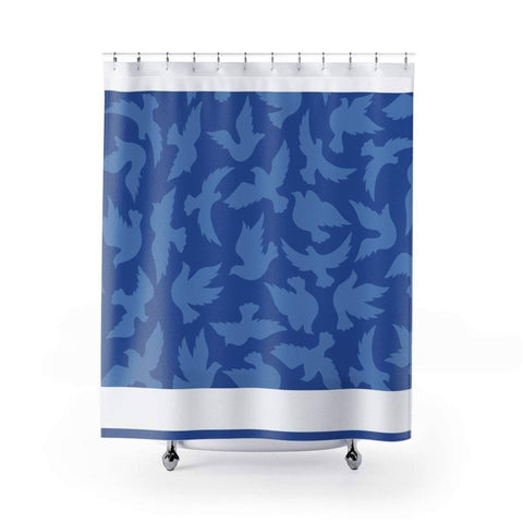 Image of Phi Beta Sigma Shower Curtains - Unique Greek Store